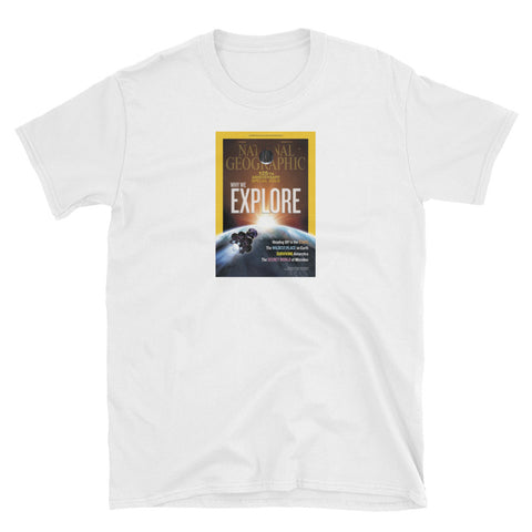 Portada Explorar Playera Adulto