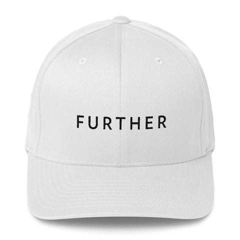 Gorra Flexfit NG Further - Blanca
