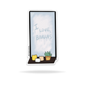 I love Barras in the Mirror | Sticker