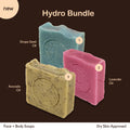 Hydro Bundle for Dry Skin | Soap Bars