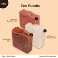 Zen Bundle for Sensitive Skin | Soap Bars