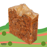 Kelp (Alga Marina) + Himalayan Salt • Soap Bar
