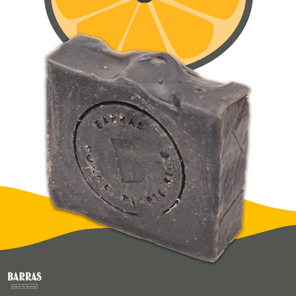 No bad vibes allowed! | Activated Charcoal + Apple Cider Vinegar + Shea Butter • Soap Bar