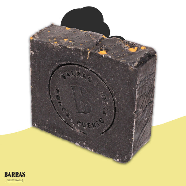 Activated Charcoal • Soap Bar
