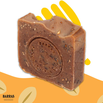Honey + Turmeric • Soap Bar
