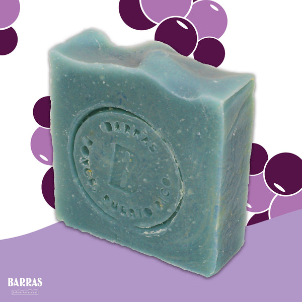 Grape Seed Oil • Soap Bar