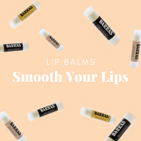 Lip Balms by Barras
