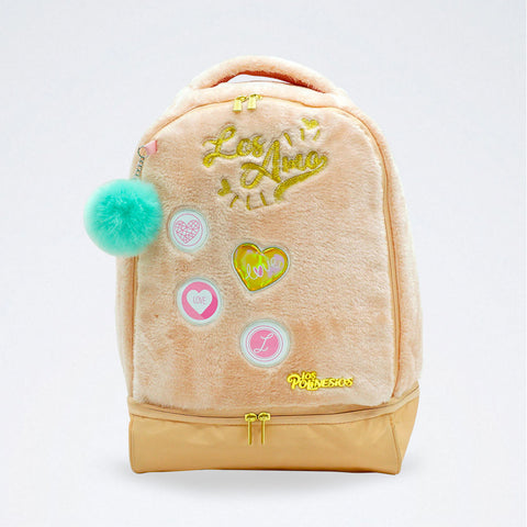 Mochila Backpack Lesslie Polinesia Bordada