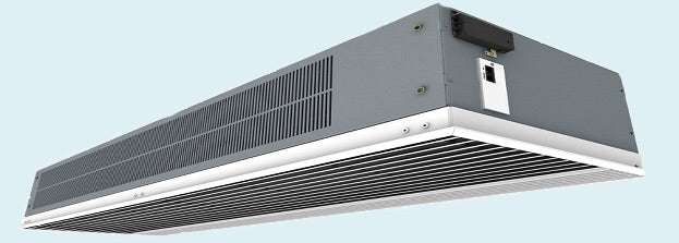 2000mm Airtecnics Recessed Optima Air Curtain