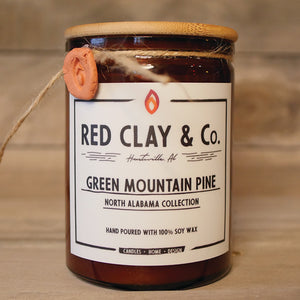 Green Mountain Pine Jar