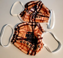 Luxury Designer Face Fashionable Masks - BURBERRY