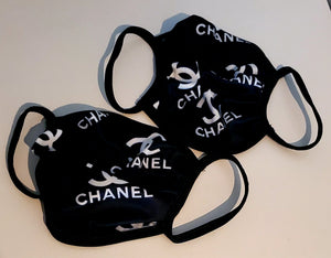Luxury Designer Face Fashionable Masks  LOUIS