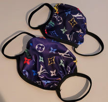 Luxury Designer Face Fashionable Masks - LOUIS