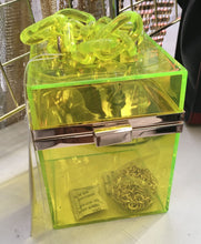 Bucket Transparent Clear Bag
