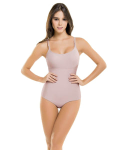 Ultra Flex Firm Abdomen Control Body Shaper THONG