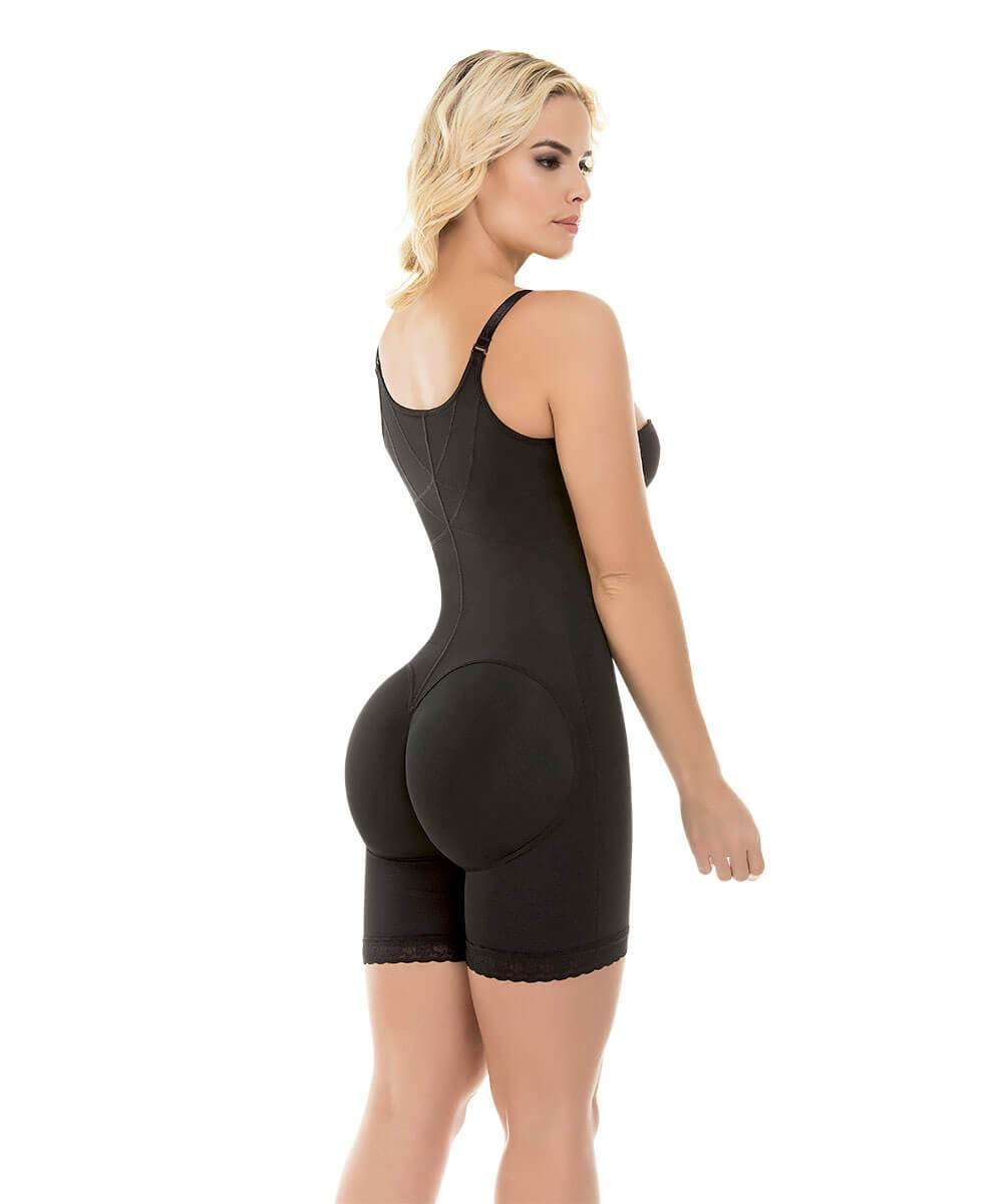 Firm Control Bodysuit with Butt-lift