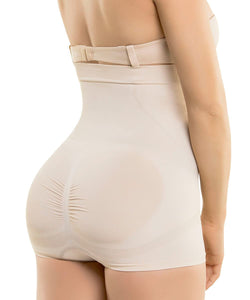 Seamless Underbust Body Shaper in Boyshort
