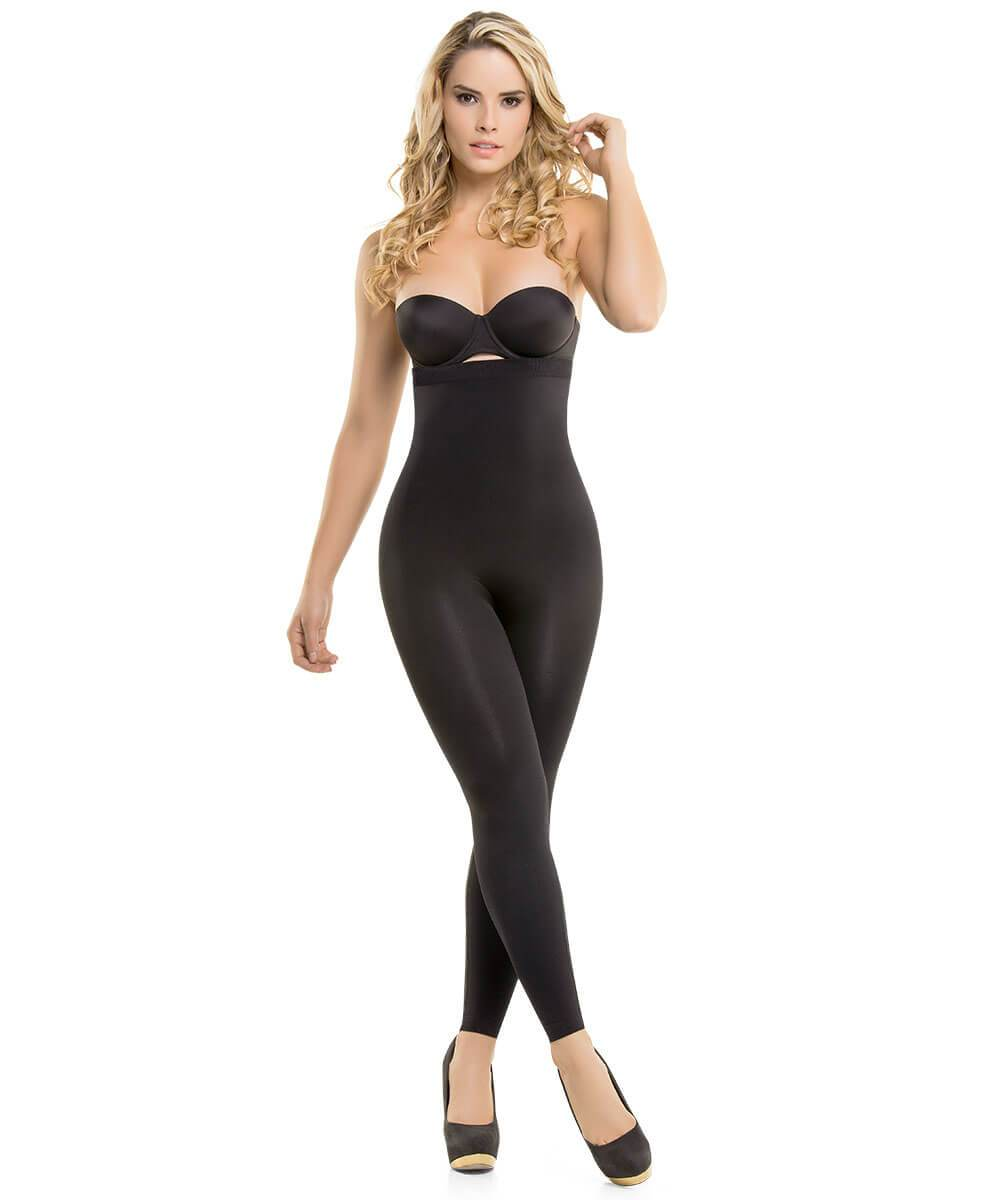 Strapless Underbust Ultra Slimming Leggings