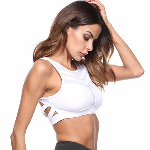 Mesh Women Fitness Push Up Sports
