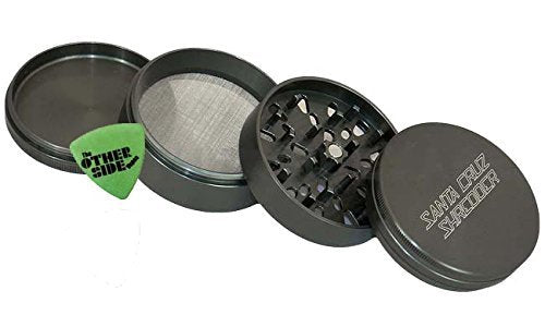 Santa Cruz Shredder 4 Piece Grinders/Sifters - VapesRush