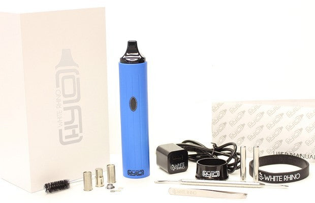 Hylo Vaporizer By White Rhino - VapesRush