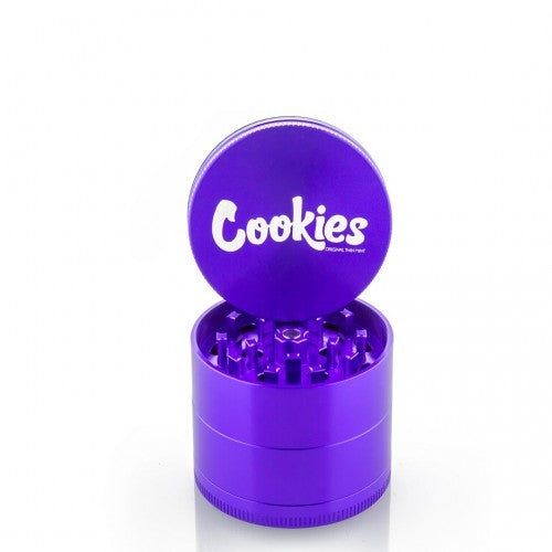 Santa Cruz Shredder Cookies 4 Piece Grinder - VapesRush