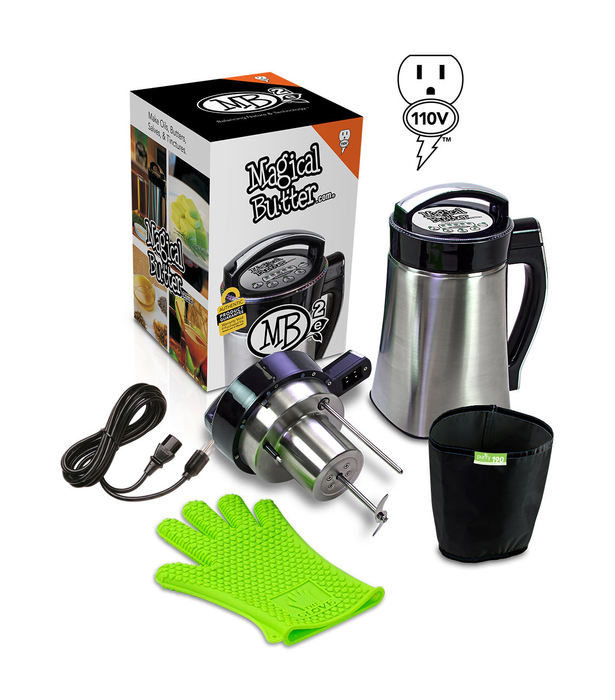 Magical Butter 2 Machine Herbal Infuser and Botanical Extractor - VapesRush