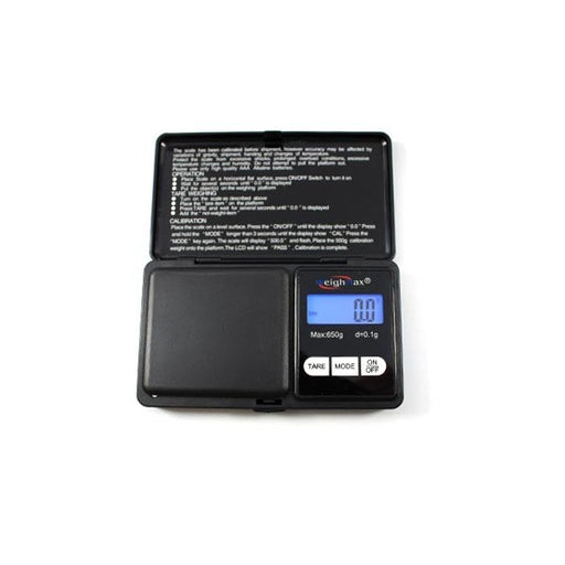 Weigh Max Digital Scale - VapesRush