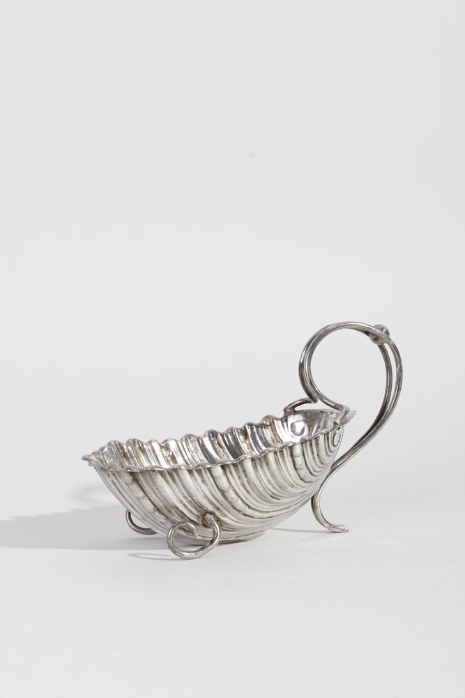 SILVER SHELL JUG | SWEET CHARITY STORE | AUCKLAND NZ