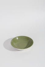 CROWN LYNN COLOUR GLAZE FOREST GREEN BOWL | SWEET CHARITY STORE | AUCKLAND NZ