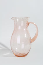 FRENCH COUNTRY PINK GLASS JUG | SWEET CHARITY STORE | AUCKLAND NZ