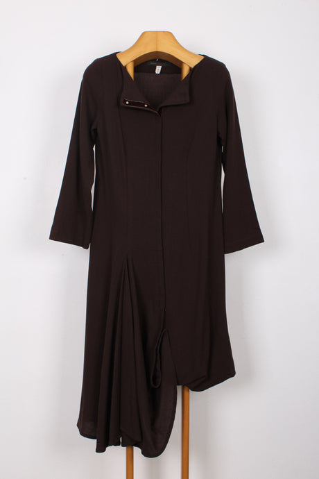 SUCCHI COLLECTION NZ WOOL DRESS, SIZE 12 | SWEET CHARITY STORE | AUCKLAND NZ