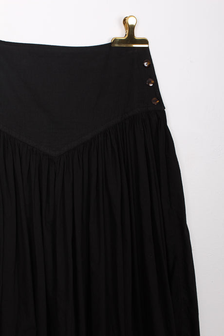 DYE WORKS PRAIRIE SKIRT, SIZE M | SWEET CHARITY STORE | AUCKLAND NZ