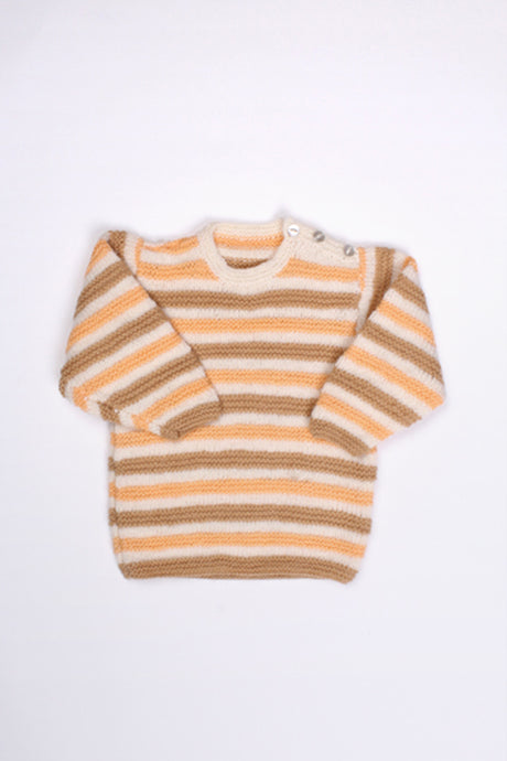 STRIPED JUMPER, 0-6M | SWEET CHARITY STORE | AUCKLAND NZ