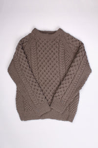 HANDMADE KNIT JUMPER, 8-10Y | SWEET CHARITY STORE | AUCKLAND NZ