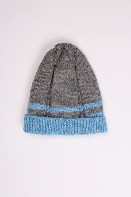 CABLE KNIT WINTER BEANIE, 12M | SWEET CHARITY STORE | AUCKLAND NZ
