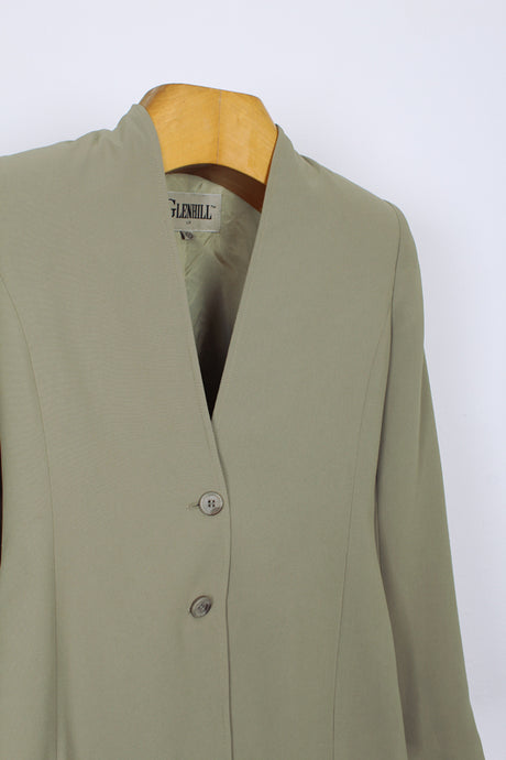 GLENHILL UK BLAZER, SIZE 10 | SWEET CHARITY STORE | AUCKLAND NZ