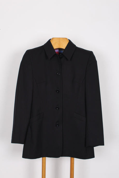 AUSTIN REED WOOL BLAZER, SIZE 12 | SWEET CHARITY STORE | AUCKLAND NZ