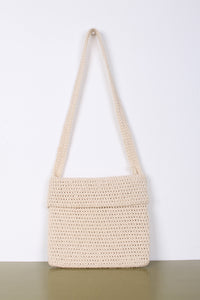 COTTON CROCHET BEADED BAG | SWEET CHARITY STORE | AUCKLAND NZ