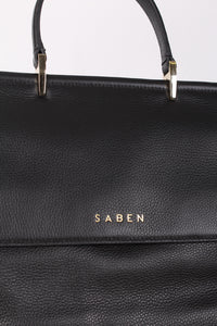 SABEN CARRY ALL BAG, BLACK, NEW | SWEET CHARITY STORE | AUCKLAND NZ