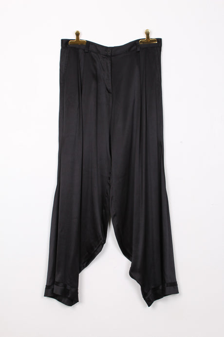 TRELISE COOPER SILK TROUSERS, SIZE 12 | SWEET CHARITY STORE | AUCKLAND NZ