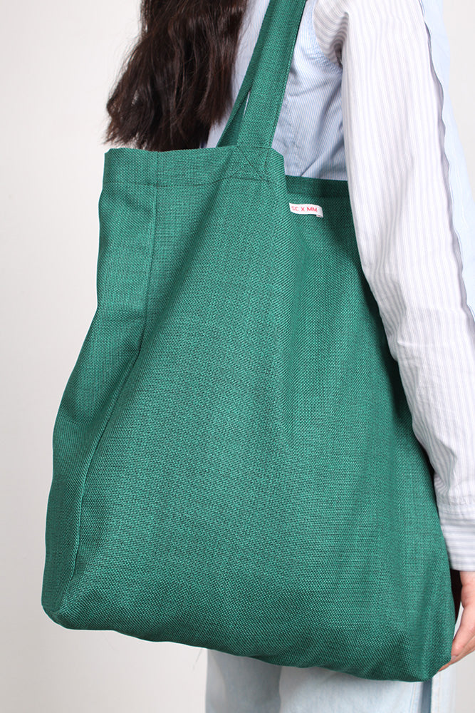 SWEET CHARITY X MAGGIE MARILYN TOTE BAG, GREEN | SWEET CHARITY STORE | AUCKLAND NZ