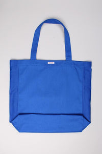 SWEET CHARITY X MAGGIE MARILYN TOTE BAG, ROYAL BLUE | SWEET CHARITY STORE | AUCKLAND NZ