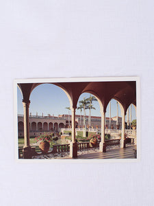 VINTAGE POSTCARD - THE JOHN & MABLE RINGLING MUSEUM OF ART | SWEET CHARITY STORE | AUCKLAND NZ