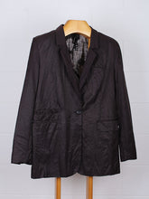 HERO BLACK BLAZER, SIZE 14 | SWEET CHARITY STORE | AUCKLAND NZ
