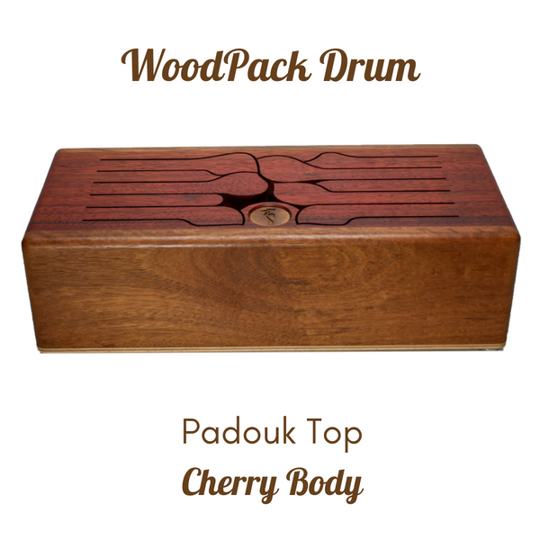 WoodPack Wood Tongue Drums