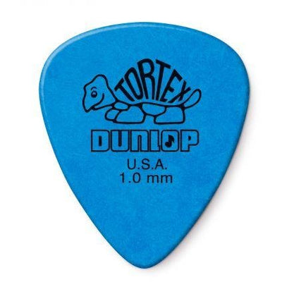 Dunlop Tortex Standard Guitar Picks 1.0mm - 12 Pack