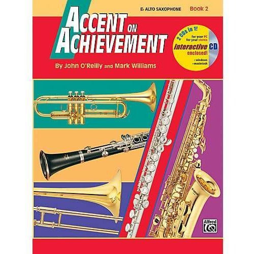 Accent on Achievement - Book 2 & CD