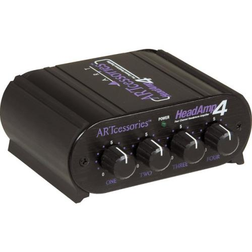 ART 4 Channel Headphone Amplifier | Kincaid's Is Music