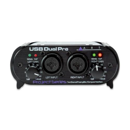 ART Project Series USB Dual PreAmp | Kincaid's Is Music